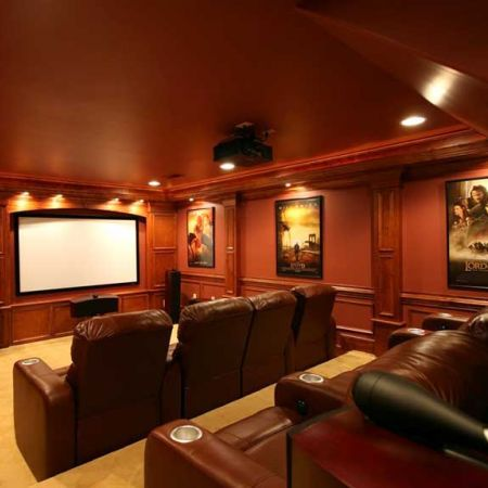 Home theater project ideas
