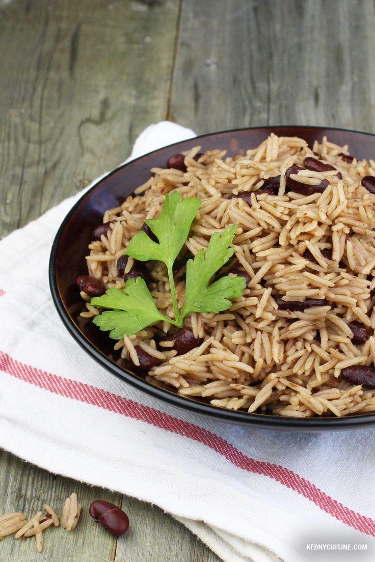Riz coll ha tien kedny cuisine 3 cuisine ha tienne for Cuisine haitienne