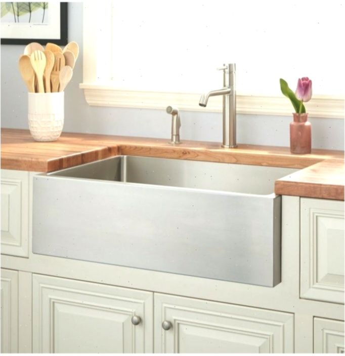27 Atwood Stainless Steel Farmhouse Sink Signature Hardware
