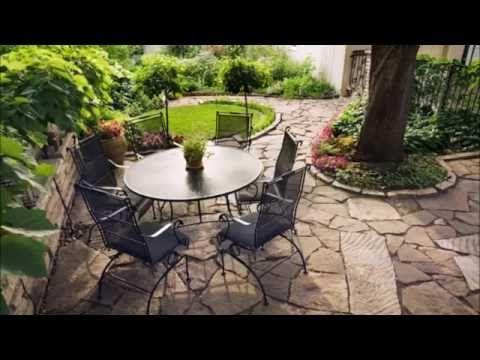 Dekorasi Taman Rumah Kecil Tapi Elegan