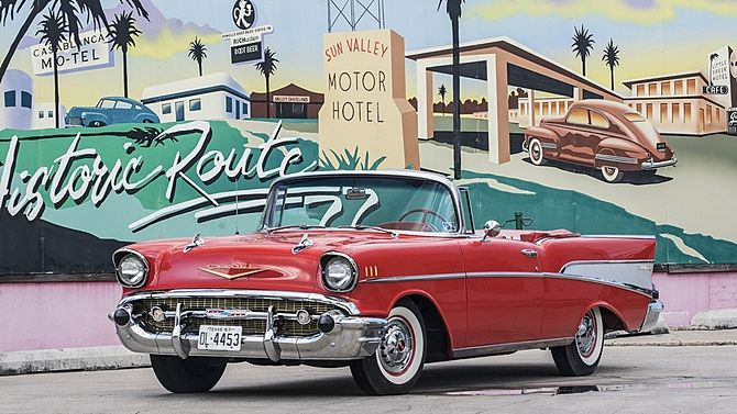 1957 Chevrolet Bel Air | Mecum Auctions