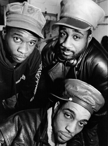 Jungle Brothers, hip-hop group and founding members of the Native Tongues collective. The original trio comprised Michael Small (Mike Gee), Nathaniel Hall (Afrika Baby Bam, a homage to Afrika Bambaataa) & Sammy Burwell (DJ Sammy B). Known for their Afrocentric lyrics and innovative beats, they pioneered the fusion of jazz & hip-hop and became the 1st hip-hop group to use a house-music producer. Their hit, I'll House You, is known for being the 1st hip-house record recorded outside of the…