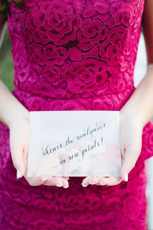 raspberry bridesmaid dress brides of adelaide magazine