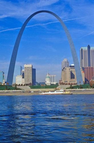 The Saint Louis Gateway Arch-1965 I'm from the Lou and I'm proud!