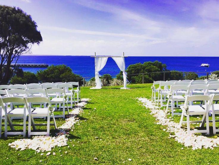 The Portsea Hotel Wedding. Melbourne Wedding DJ, Wedding Live Band, Acoustic Duo, Master of Ceremonies and Dancer Studio.