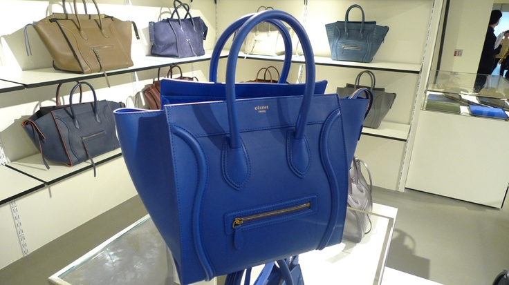 i know i have a big crush on celine handbags....