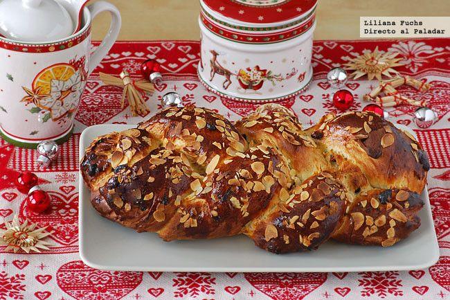 Receta de pan pulla o trensa finlandesa de cardamomo. Con fotos del paso a paso, consejos y sugerencias de degustación. Recetas de Navidad. Recetas de panes