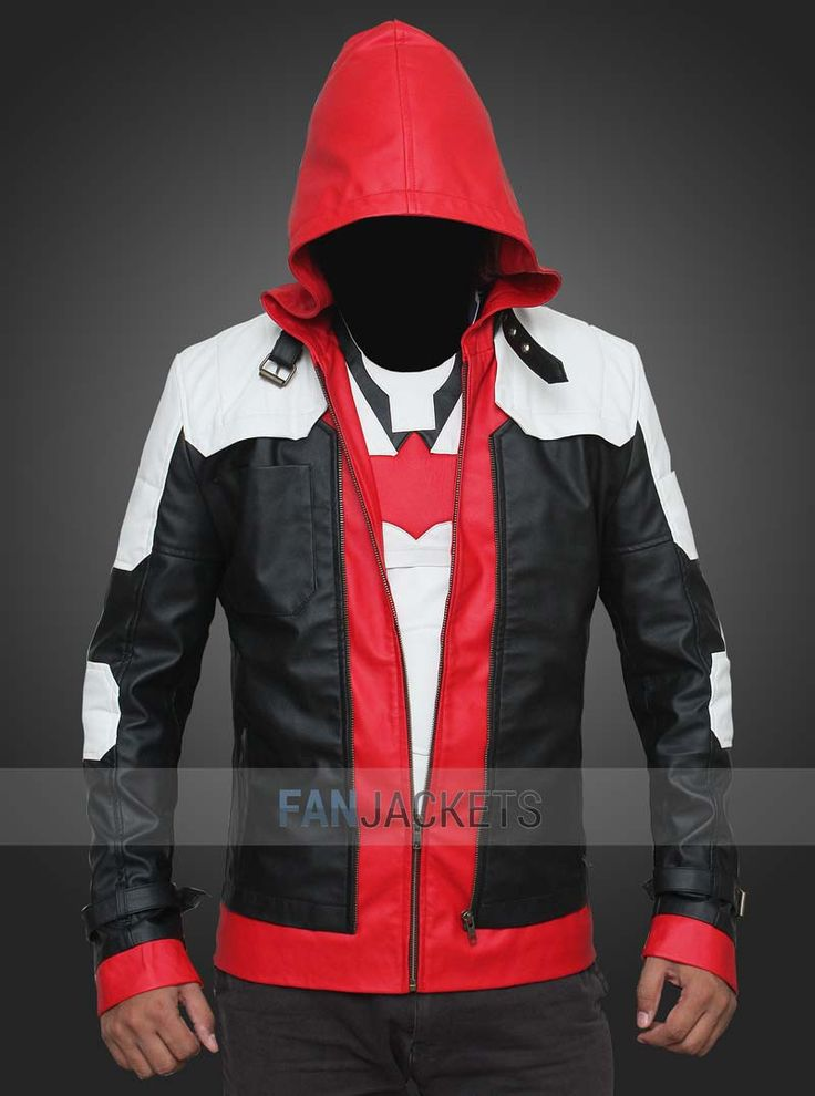 ▬▬▬▬▬▬▬▬▬ Best For Smart Guys ▬▬▬▬▬▬▬▬▬▬ #Batman Red Hood #Jacket and Vest SAVE ◄$60►in this #Christmas2015