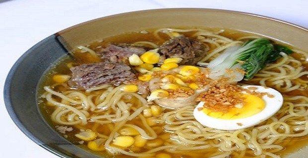 Bulalo Ramen Recipe Panlasang Pinoy Recipes In 2020 Beef Recipes Ramen Recipes Recipes