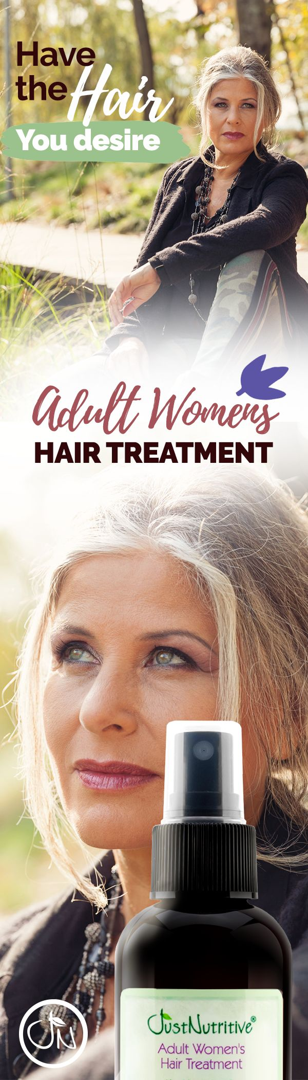 This hair treatment for women is a lightweight, easily absorbed, blend of rich goodness that delivers nutrients that cannot be found in other treatments.