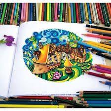 Resultado De Imagen Magical City Coloring Book