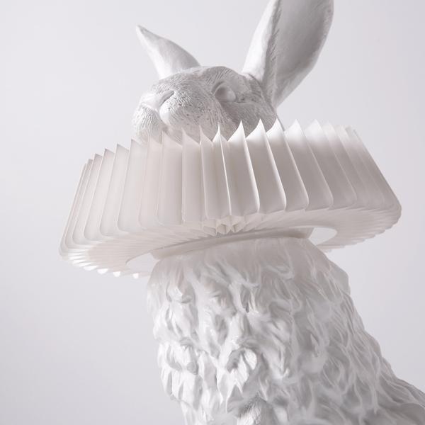 Hasenlampe Mit Deko Skulptur Fur Wohnzimmer Schlafzimmer Kinderzimmer In 2020 Decor Home Decor Home