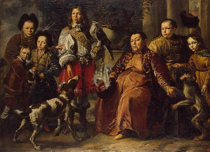 Family Portrait - Daniel Schultz
