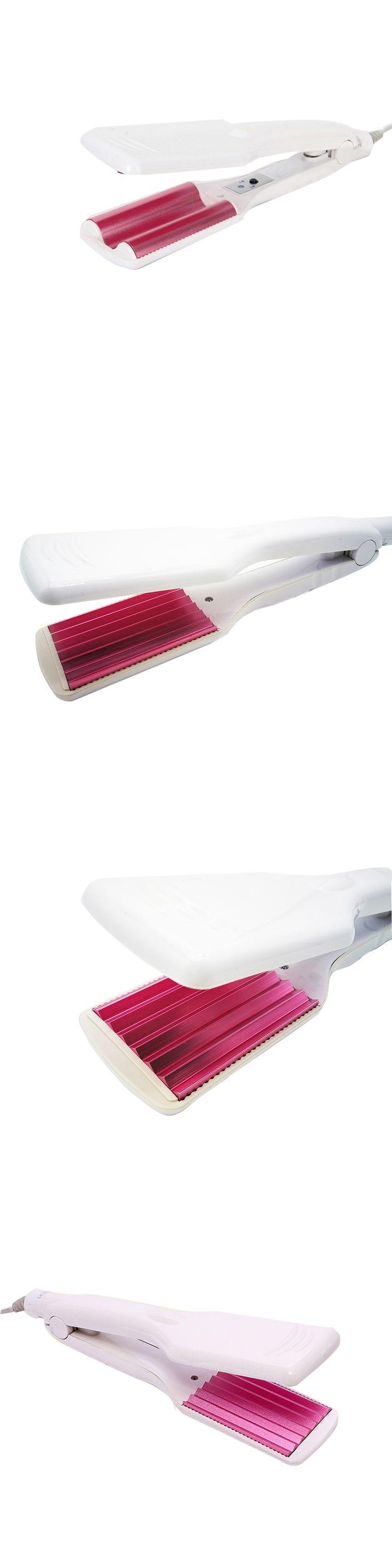 110-240V Small corn rolls Hair Curling Iron Corrugated rolls Hair Curler Curling Iron Hair Styling Tools EU plug
