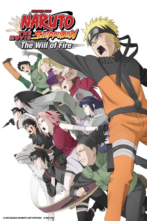 Watch Naruto Shippuden the Movie: Inheritors of the Will of Fire Full Movie Online