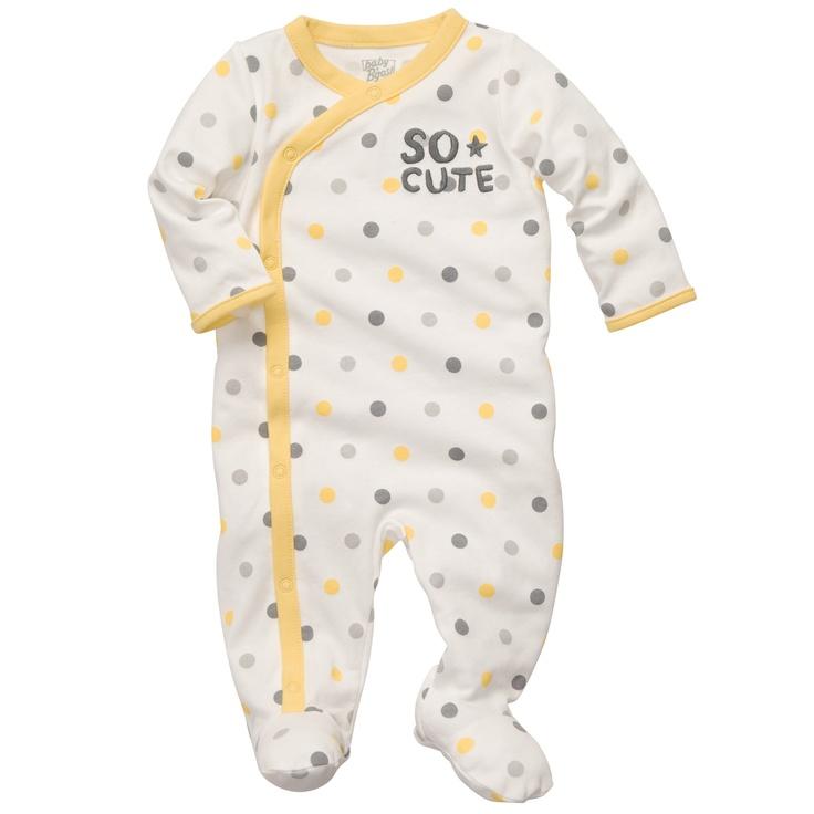 snapfront dot sleep u0026 play baby boy pajamas