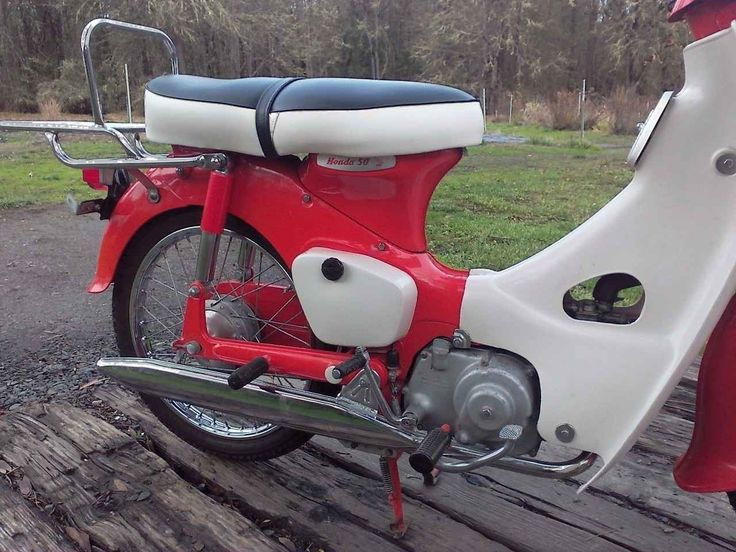 Used 1964 Honda CUB Motorcycles For Sale in Oregon,OR. 1964 Honda ca100 50cc new tires inner tubes, air filter points plug condenser brakes headlight bulb taillight bulb neutral indicator bulb high beam bulb speedometer backlight bulb,new seat cover new seat foam,new six volt Wisco battery, valves and timing adjusted starts on the first kick, carburetor rebuilt,inside of fuel tank is rust free, throttle and brake cable cleaned and respond nicely.the bike is all original never crashed or…