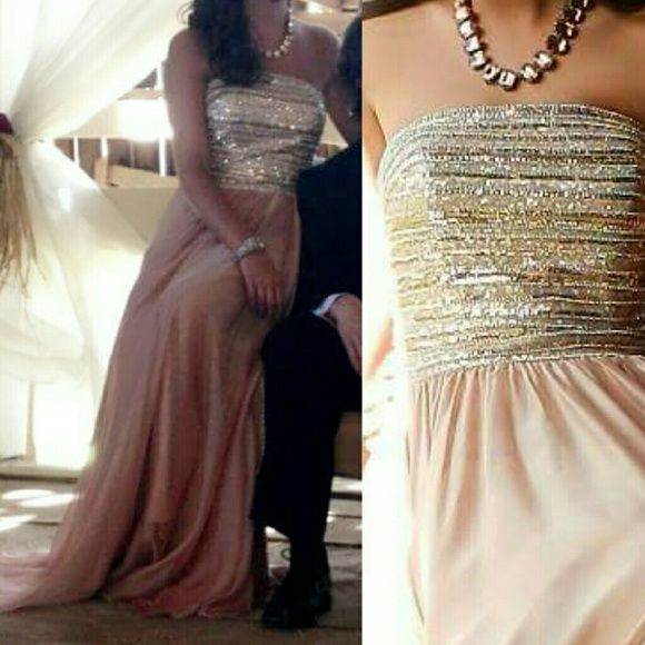 EXTRA PHOTOs...HOST PICK Extra photos of dress  Available for purchase under separate listing La Femme Dresses Strapless