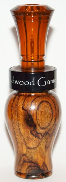 Wild Wood Duck Call (Cocobolo)