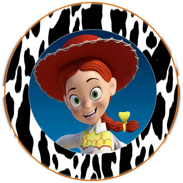 Kit de Jessie de Toy Story, para Imprimir Gratis.   Ideas y material gratis para fiestas y celebraciones Oh My Fiesta!