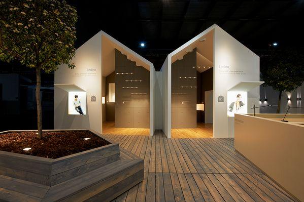 Philips, Euroluce 2011, Mailand, Italy - D'art Design Gruppe  http://www.d-art-design.de/