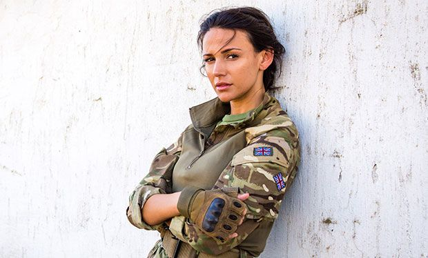 Meet the cast of Our Girl series two