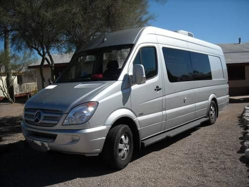 2013 Sprinter Mercedes Benz RV for sale by owner on RV Registry http://www.rvregistry.com/used-rv/1011653.htm