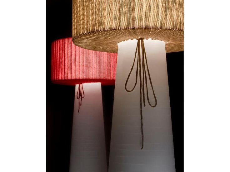 Spirals, Moldings, Ribs, Floor Lamps, Stitching, Floors, Couture, Standing  Lamps, Floor Standing Lamps