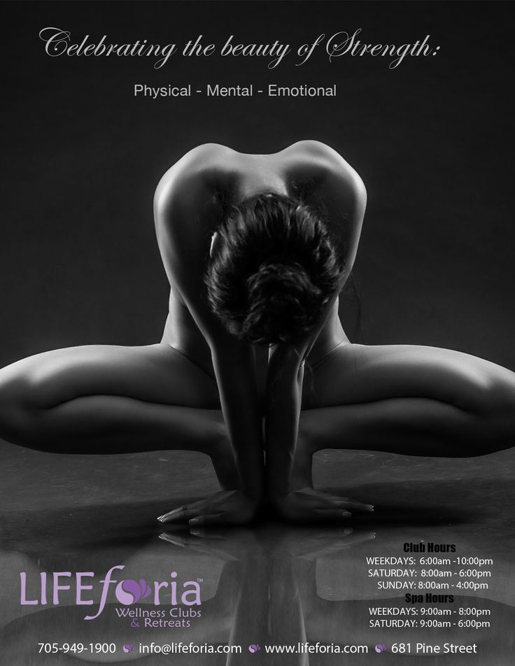 Celebrating the beauty of Strength: Physical - Mental - Emotional