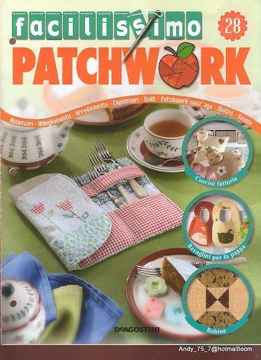Facilissimo Patchwork Nº 28 - andrea alvarez - Picasa Web Albums