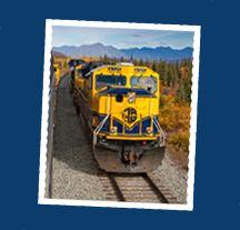 Alaska Railroad Travel - Denali Star Train Take train from Anchorage to Wasilla for $56 in July 2013