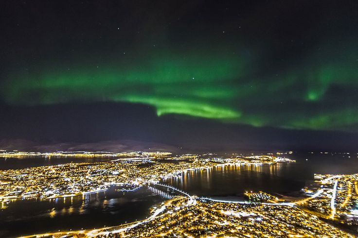 Timelapse na Noruega