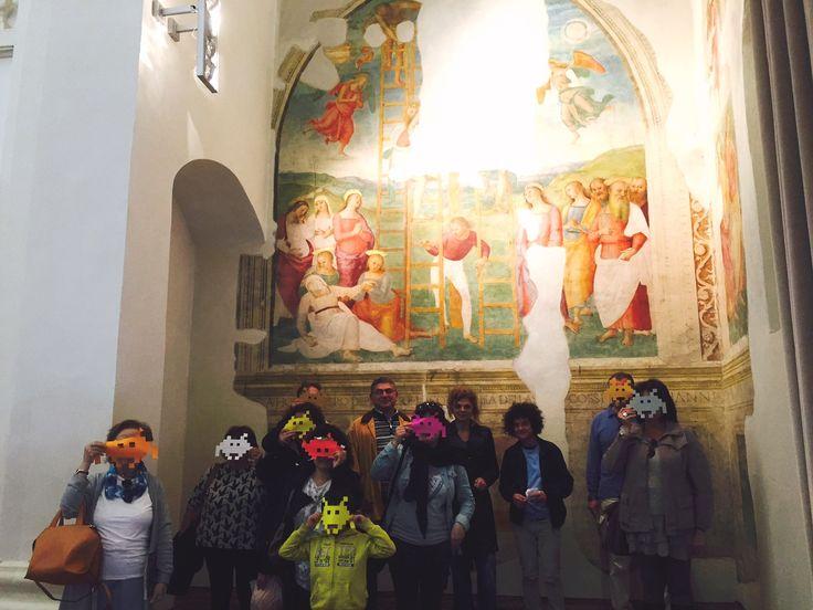#invasionidigitali #museocivicodiocesano #invadiCdp #cittadellapieve #umbria