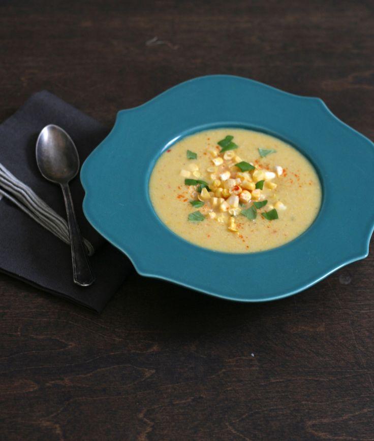 Delicious Corn Soup - Get the recipe.