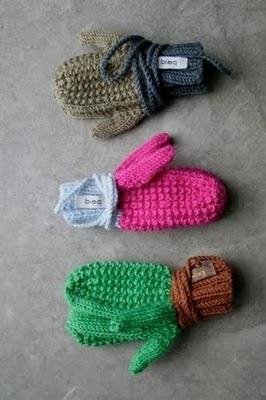bieq - childrens' mittens