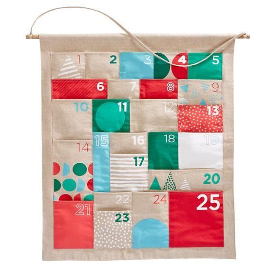 Merry Mod Advent Calendar | The Land of Nod
