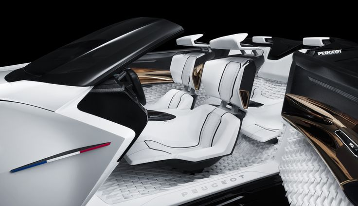 The Peugeot i-Cockpit® offers an unparalleled experience combining instinctive ergonomics with an unprecedented ambience.