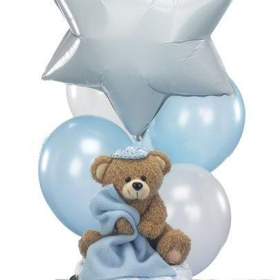 Bris Ceremony Decorations, Bris Balloon Centerpieces, Brit Milah Ceremony Decorations - Set to Celebrate