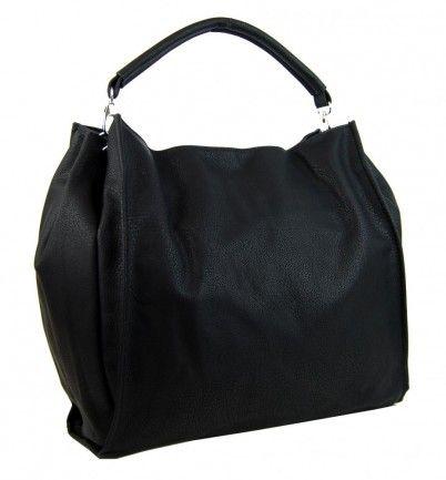 Velká taška na rameno New Berry 9010 černá - Kliknutím zobrazíte detail obrázku.