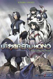Utawarerumono Anime Watch Online. An injured man wakes up in a small village after being rescued by an apprentice physician. He has no memory of who he is and a mask he cannot take off, he then decides to live with the ...