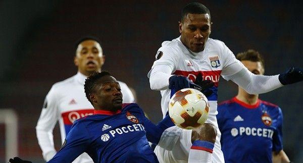 CSKA Moskova 0-1 Olympique Lyon Maç Özeti İzle!