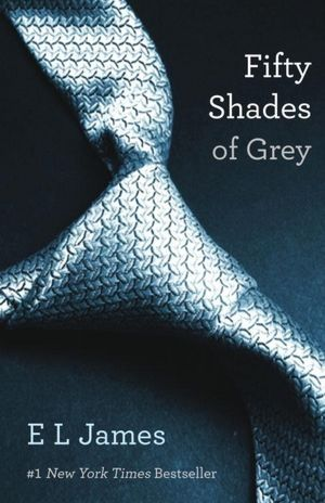Fifty Shades of Gray-  I have heard a LOT about this book.