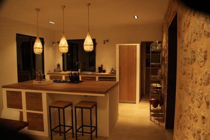 Kitchen Villa Emilia, Soller