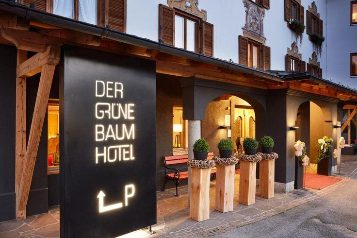 Mountain-Boutiquehotel Der Grüne Baum in der Tiroler Zugspitz Arena - Der Grüne Baum Hotel