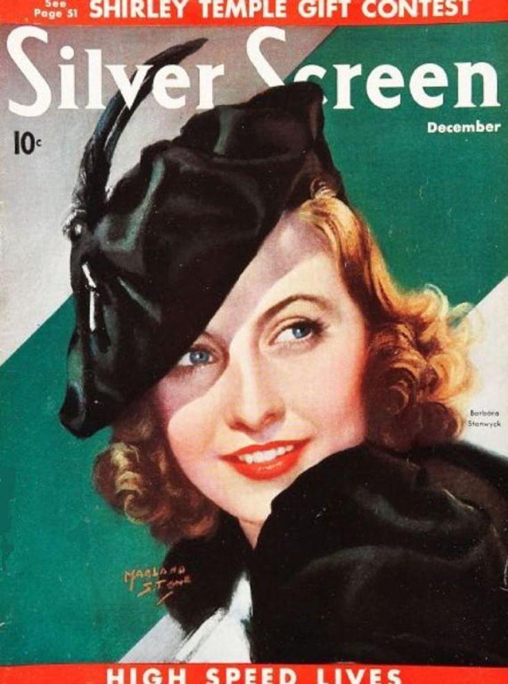 Barbara Stanwyck, 1936