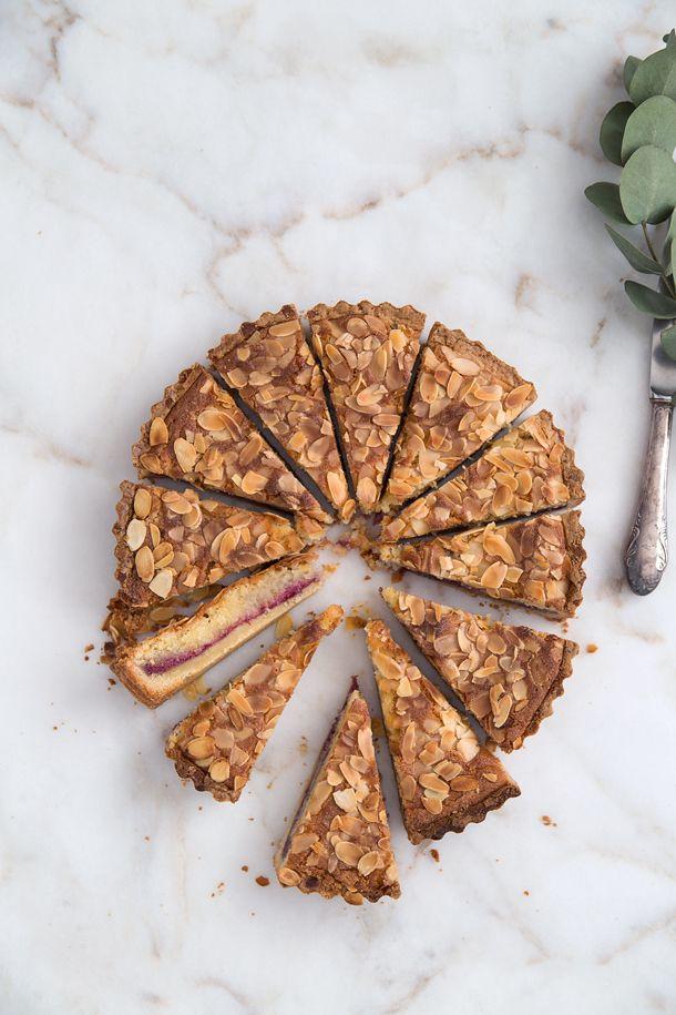 Bakewell Tart | Food and Cook www.foodandcook.net