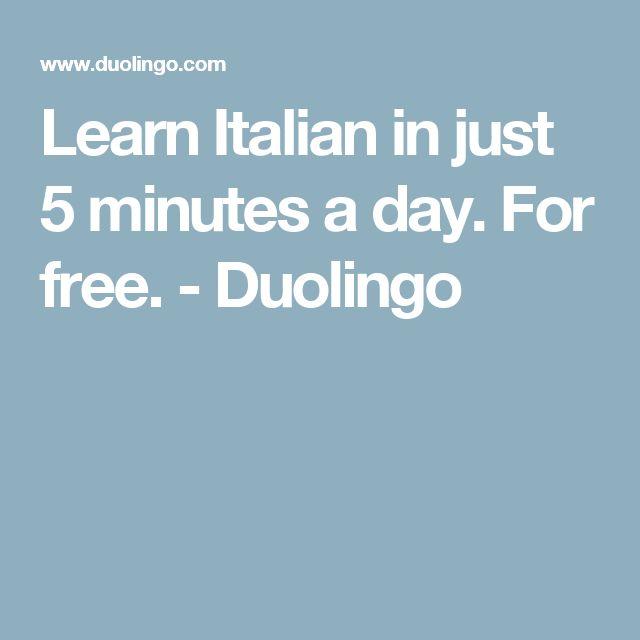 italian language pdf free