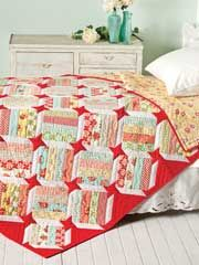 for my pretty jelly roll? Scrappy Quilt Pattern Fast Easy Emma's Star