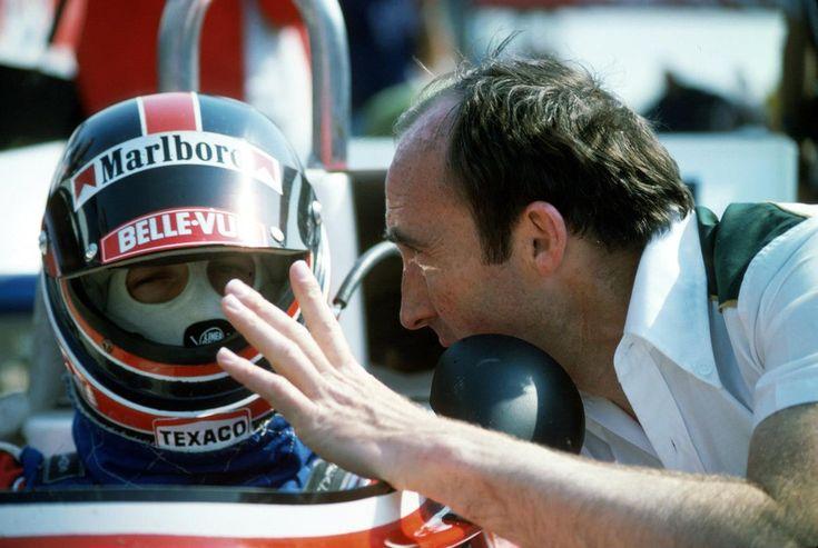 Patrick Neve | Frank Williams (Italy 1977) by F1-history.deviantart.com on @deviantART
