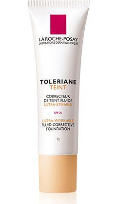 Totul despre Toleriane Teint Fluid , un produs din gama Toleriane Teint de la La Roche-Posay, recomandat pentru Fond de ten corector. Acces gratuit la sfaturile expertilor